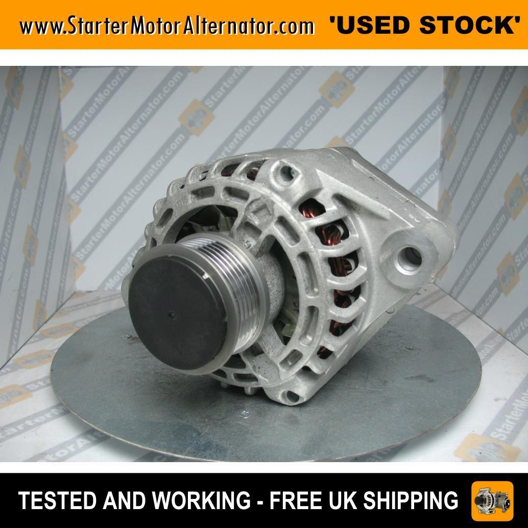 XIK2808 Alternator For Alfa Romeo / Fiat / Opel / Suzuki / Vauxhall