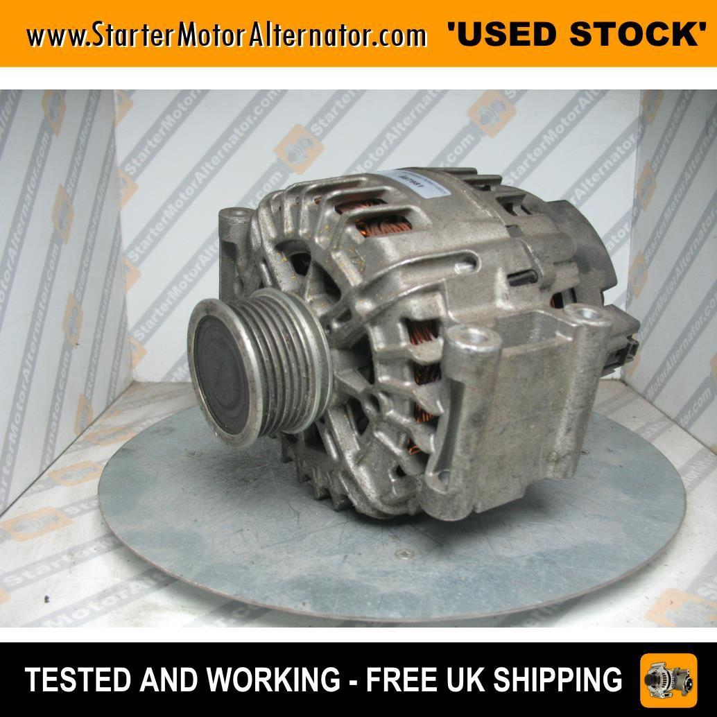 XIK3511 Alternator For Audi / Volkswagen