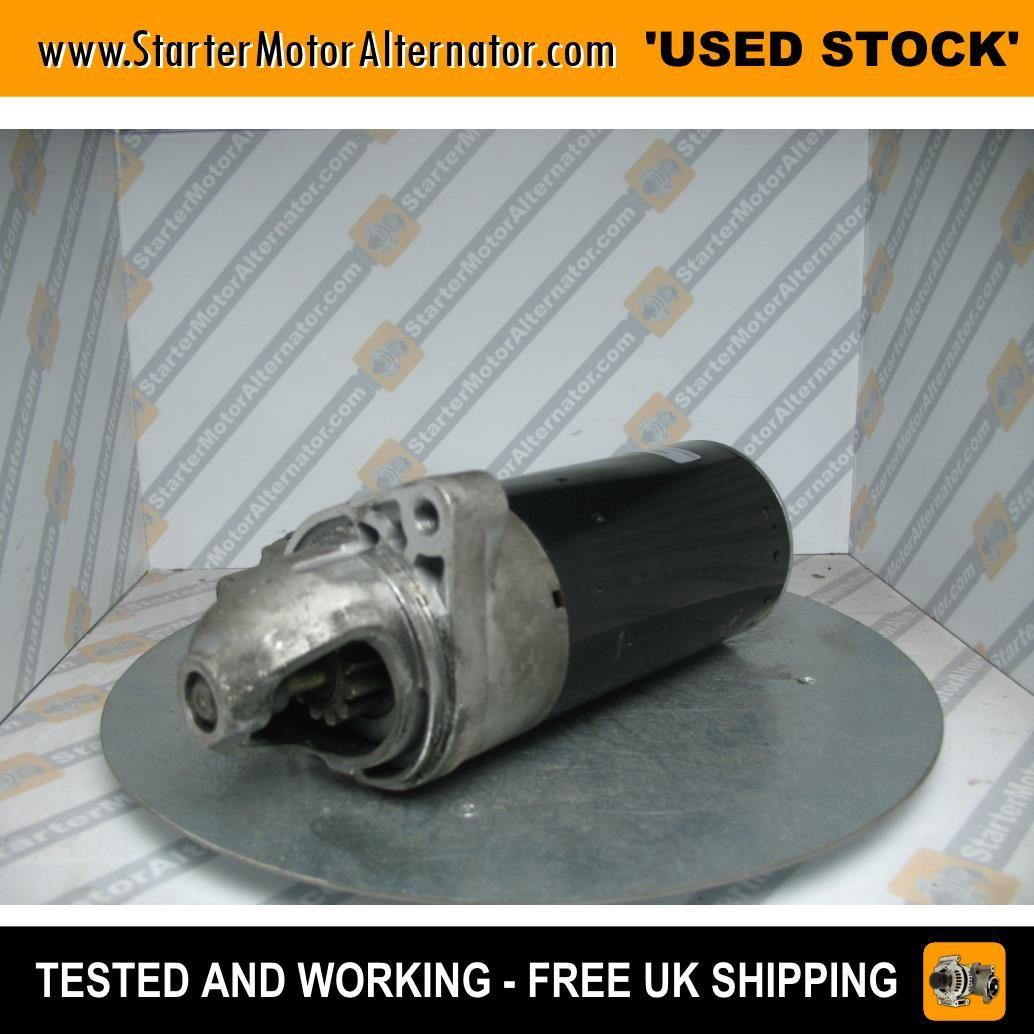 XIY2522 Starter Motor For Mercedes Benz