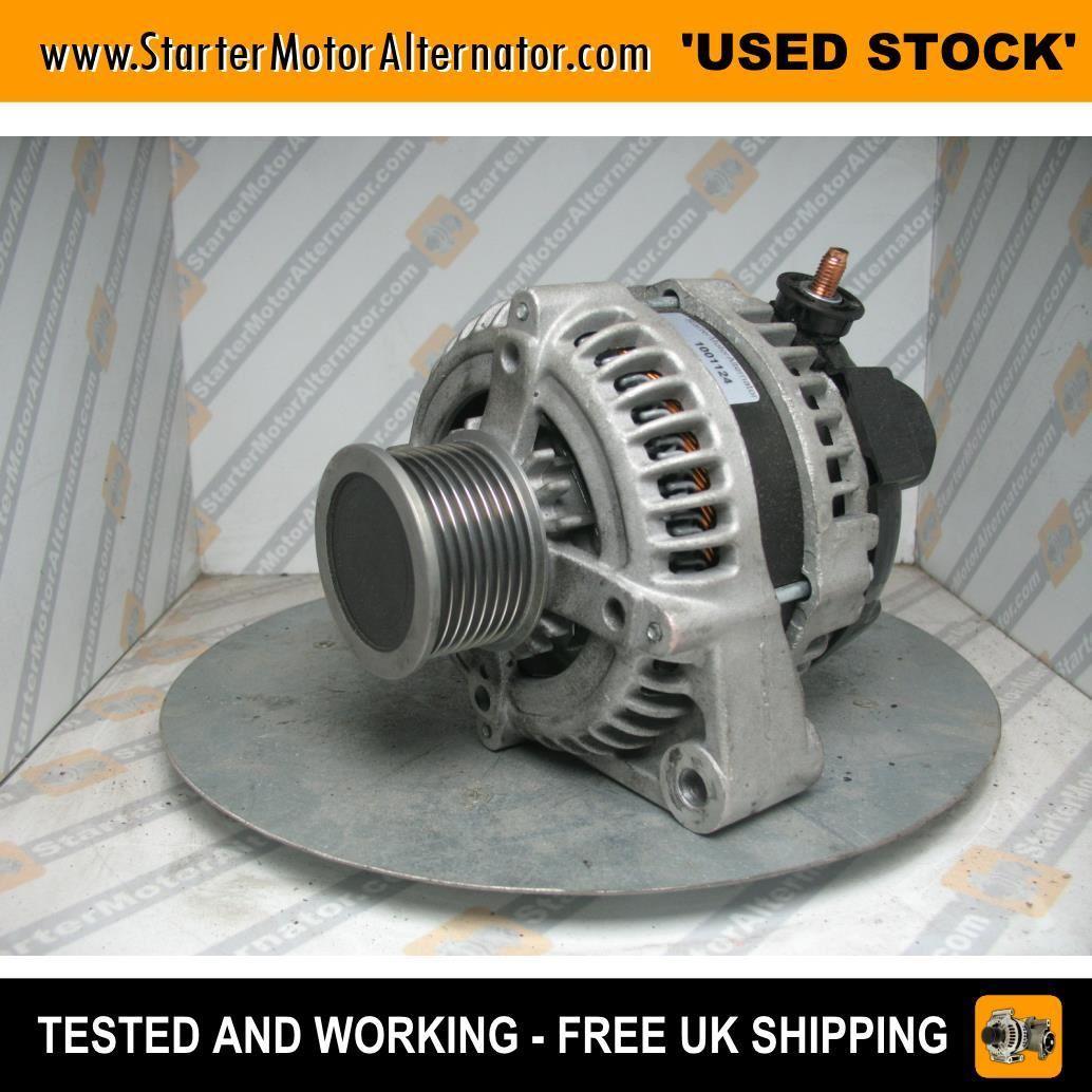 XIK3028 Alternator For Land Rover