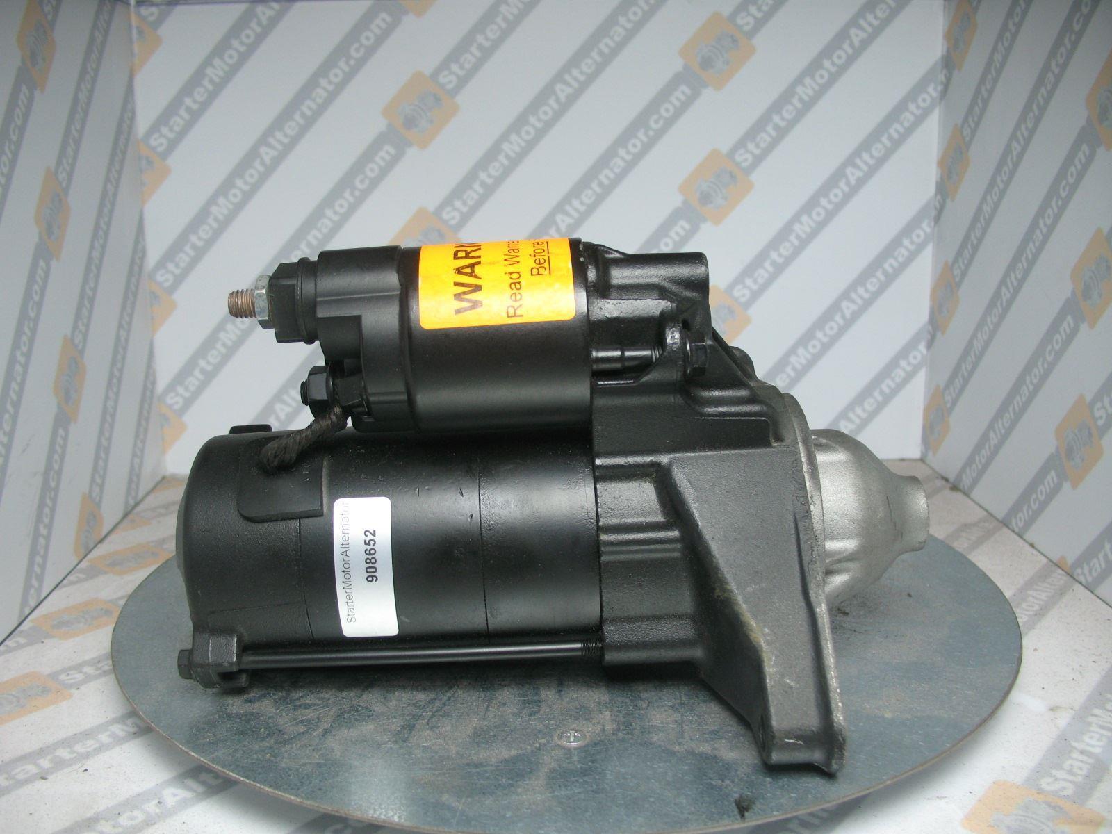 XIS1229 Starter Motor For Toyota