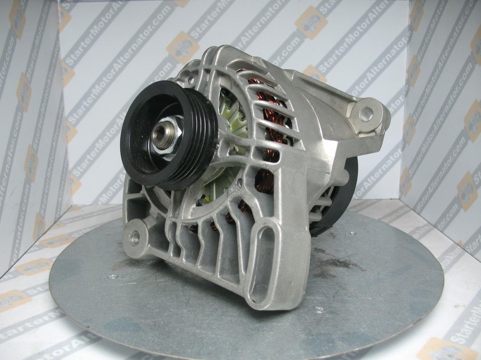 XIA1248 Alternator For Fiat