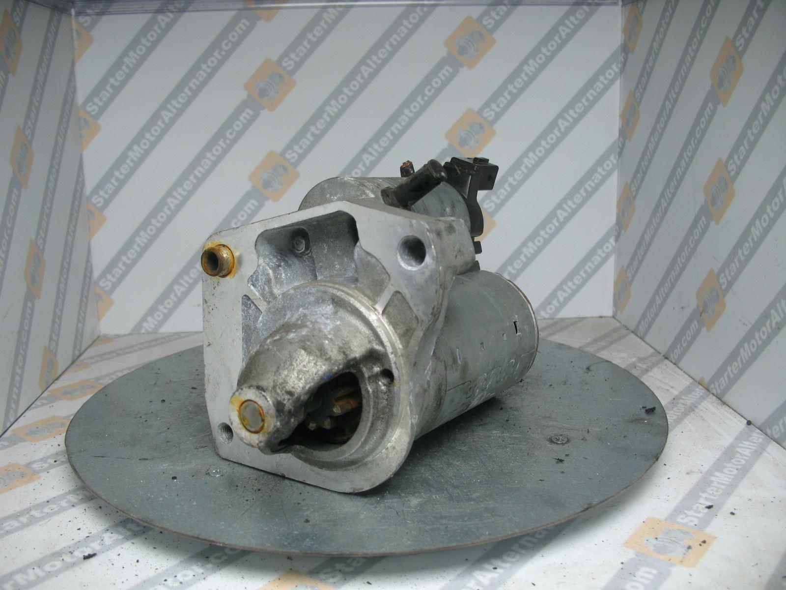 XIY3838 Starter Motor For Citroen / Opel / Peugeot / Vauxhall