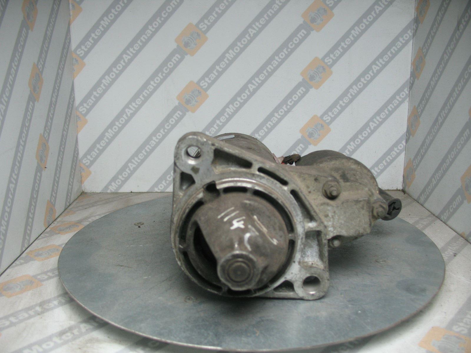XIS1254 Starter Motor For Nissan