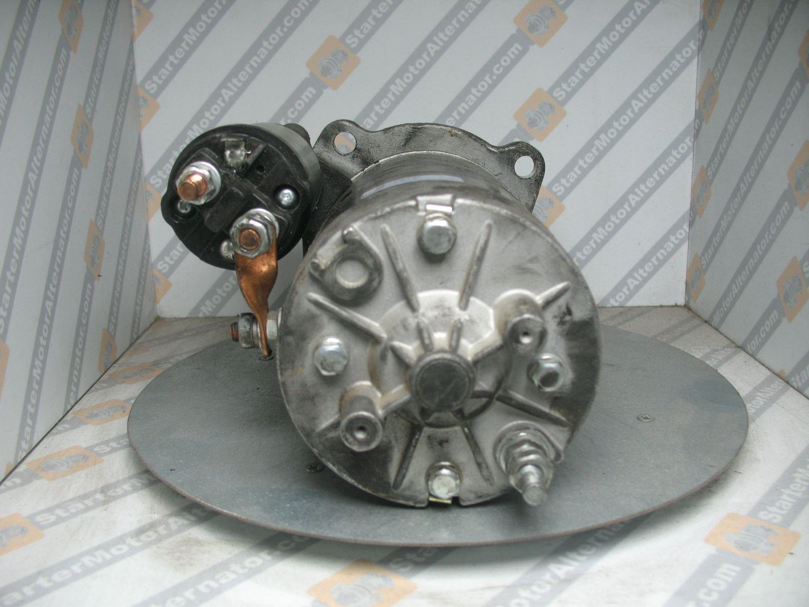 XIS5174 Starter Motor For Land Rover / LDV