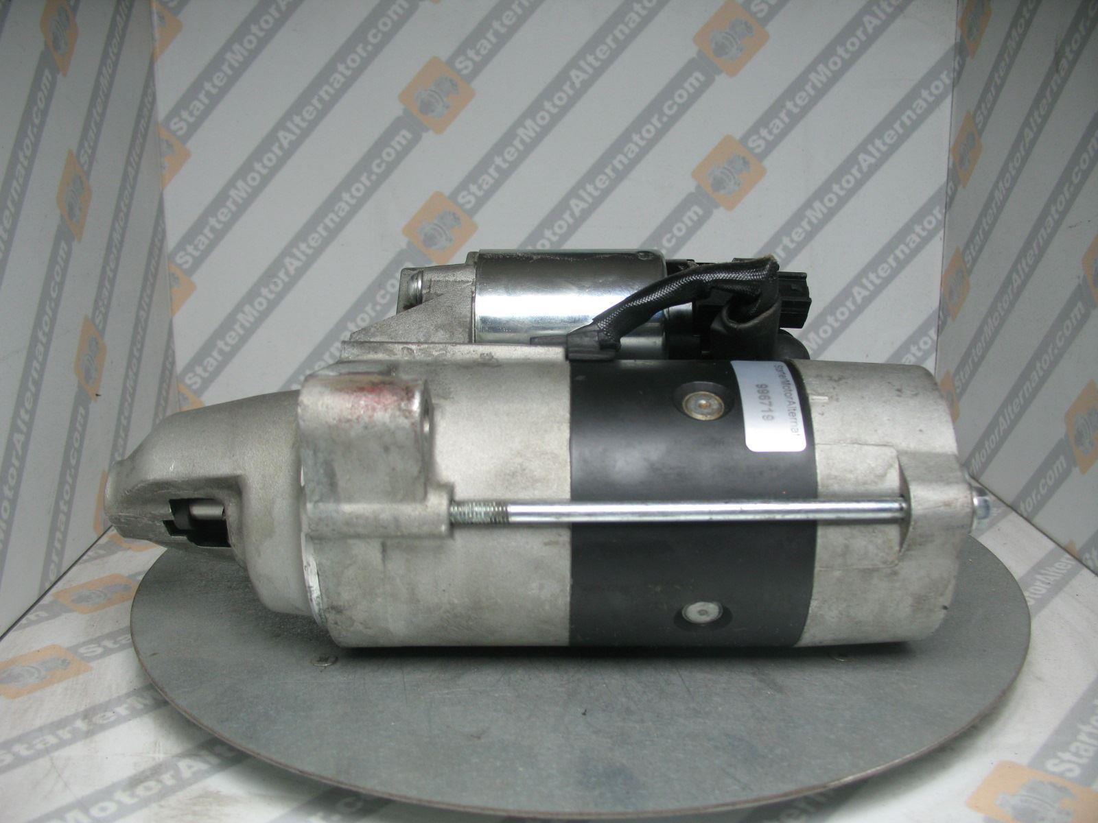 XIY2281 Starter Motor For Honda