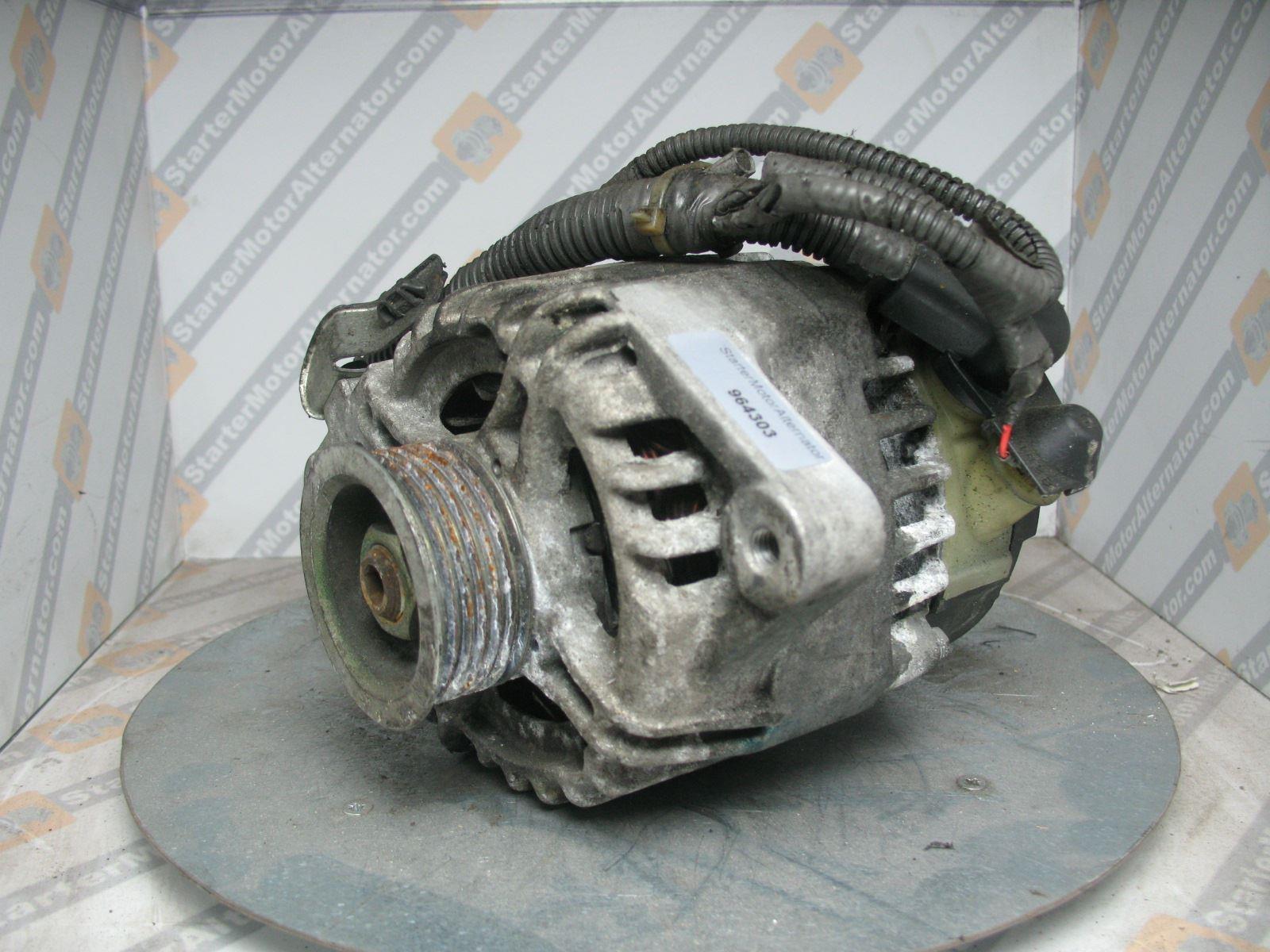 XIK3010 Alternator For Citroen / Peugeot / Toyota