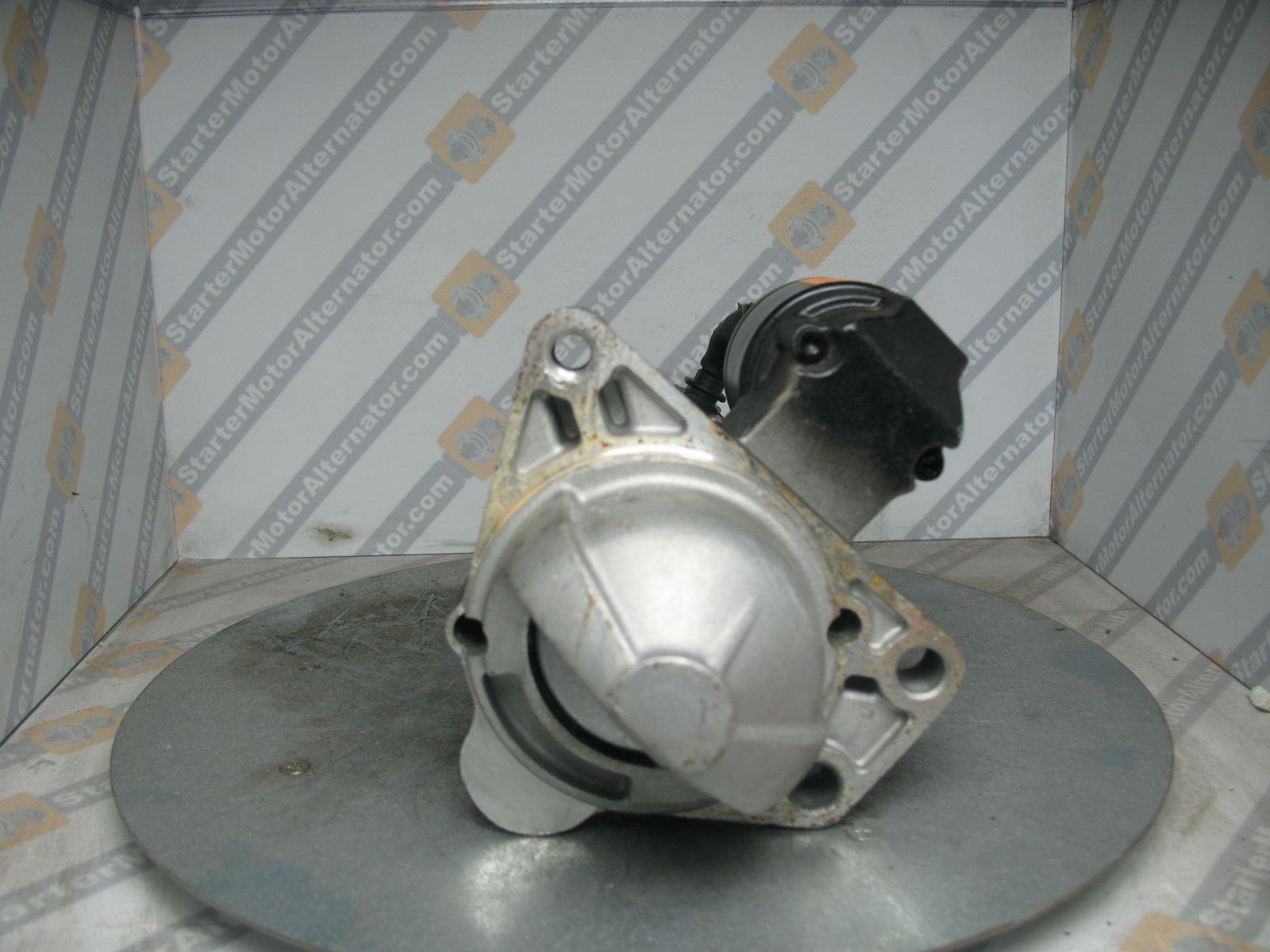 XIY2803 Starter Motor For Chevrolet / Opel / Vauxhall