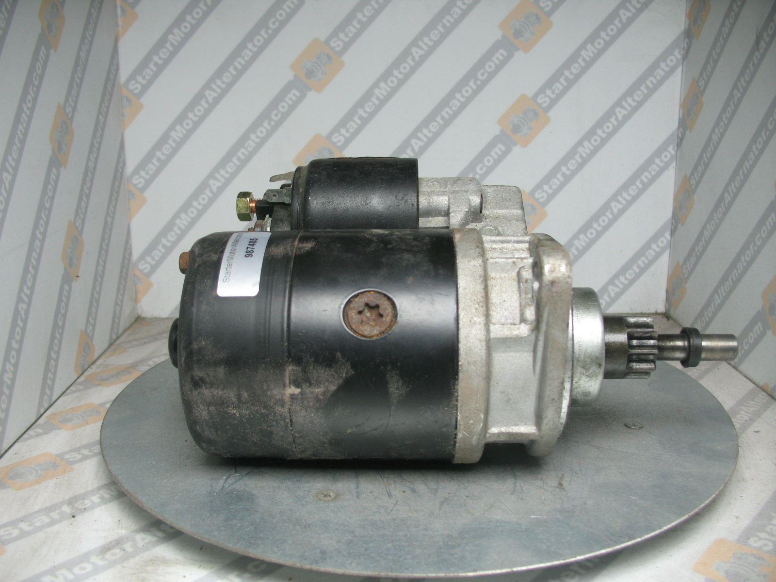XIS3170 Starter Motor For Volkswagen