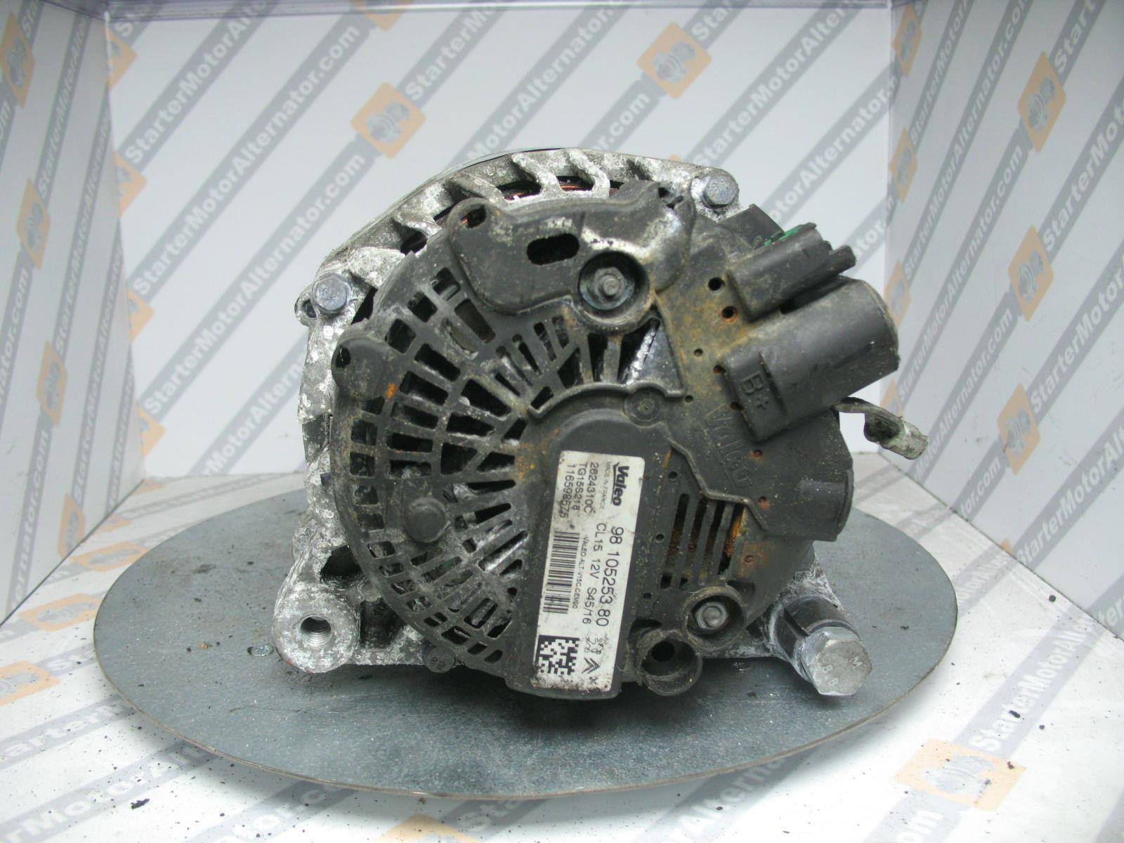 XIG1339 Alternator For Citroen / DS / Peugeot