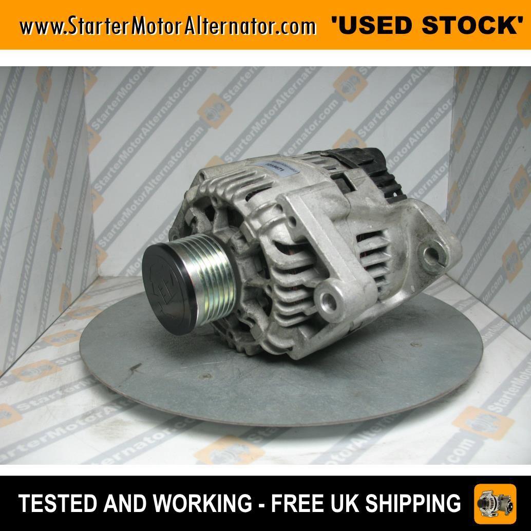 XIK2299 Alternator For Renault