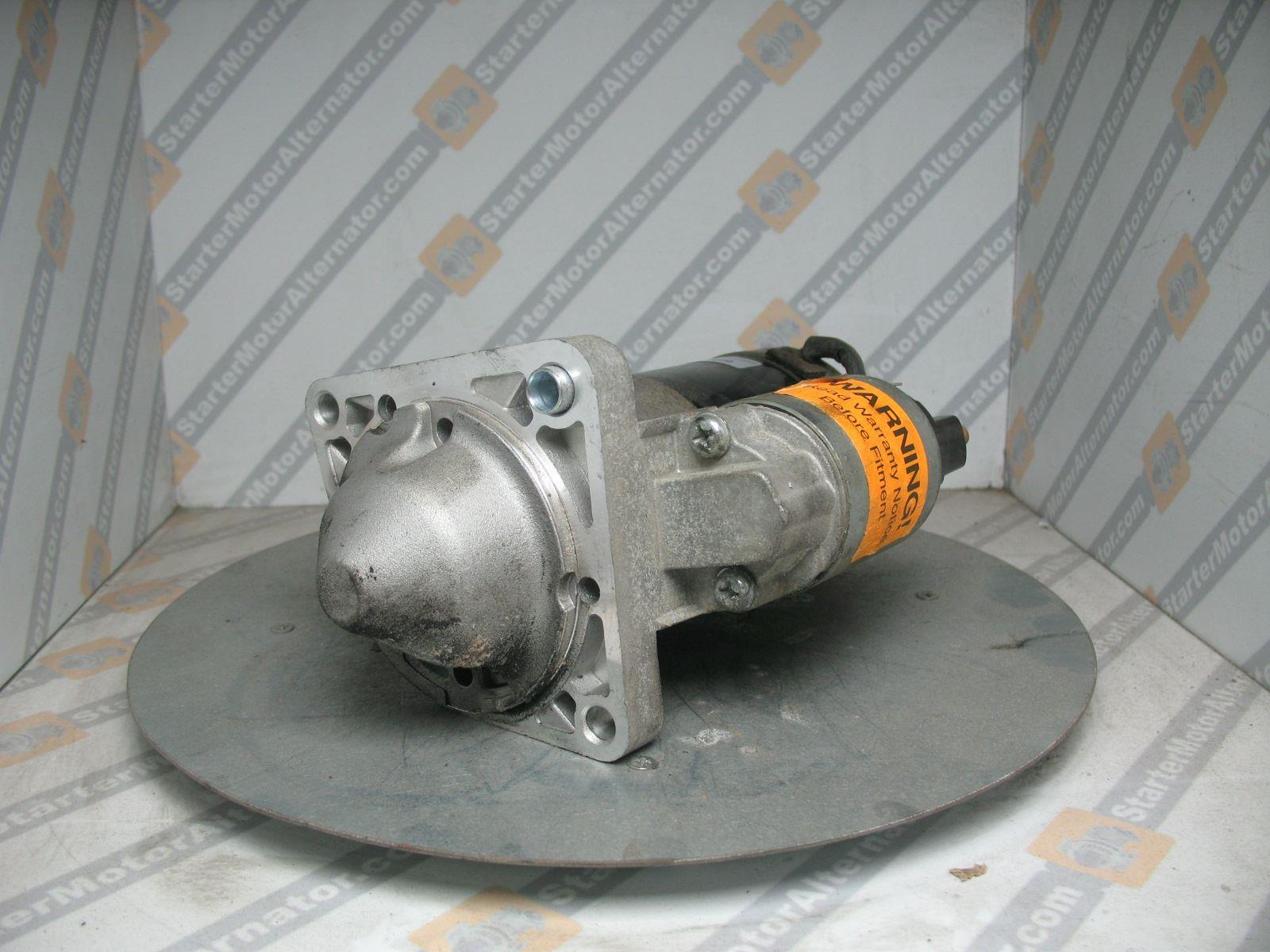 XIY2173 Starter Motor For Cadillac / Opel / Saab / Vauxhall