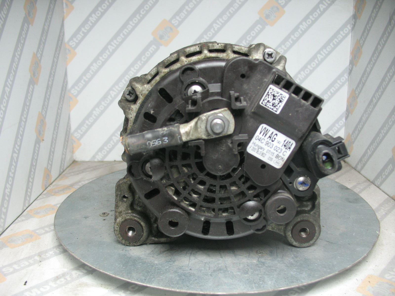 XIG1319 Alternator For Seat / Skoda / Volkswagen