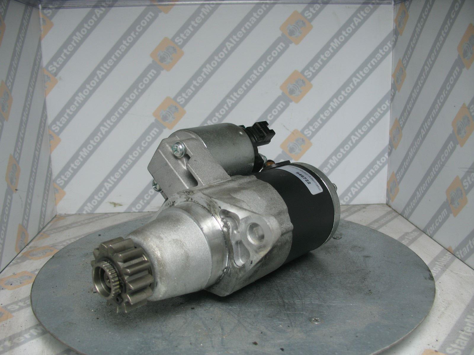 XIY1660 Starter Motor For Lexus / Toyota