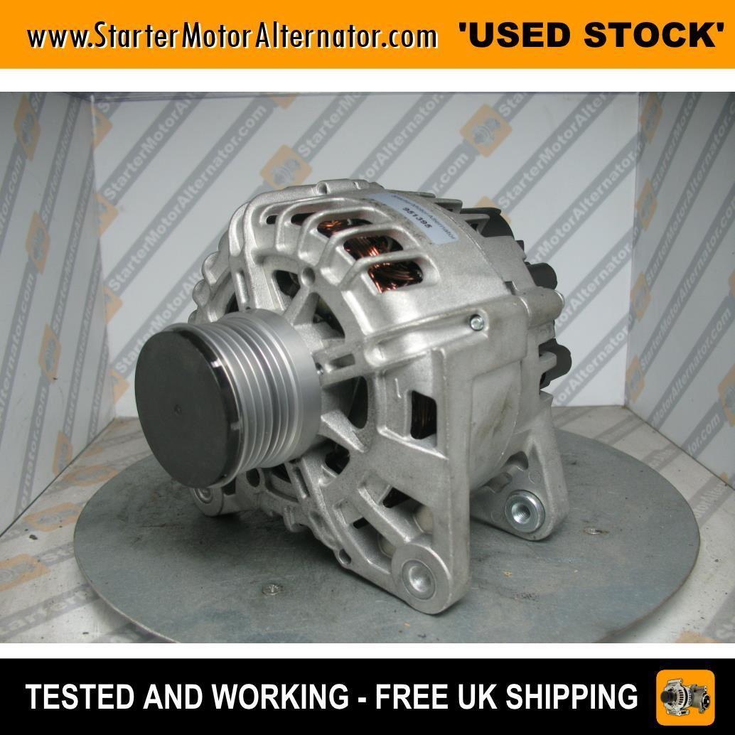 XIK3752 Alternator For Mercedes Benz / Renault