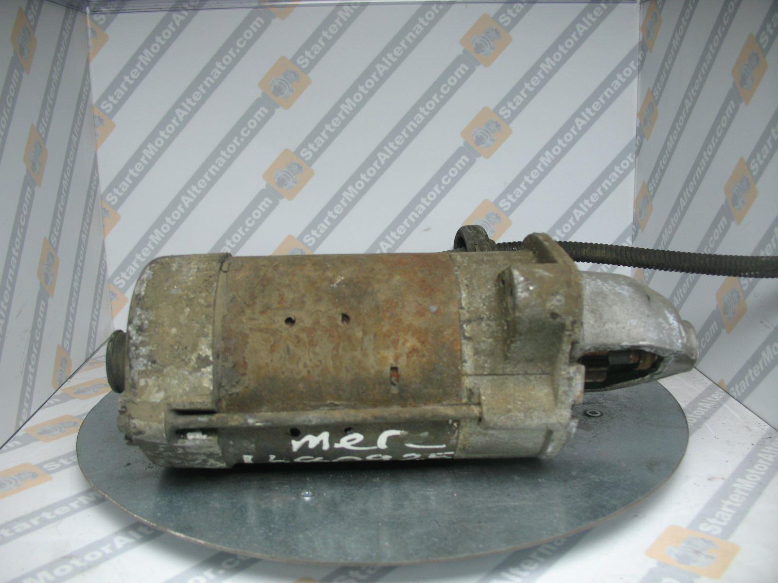 XIU1202 Starter Motor For Mercedes Benz