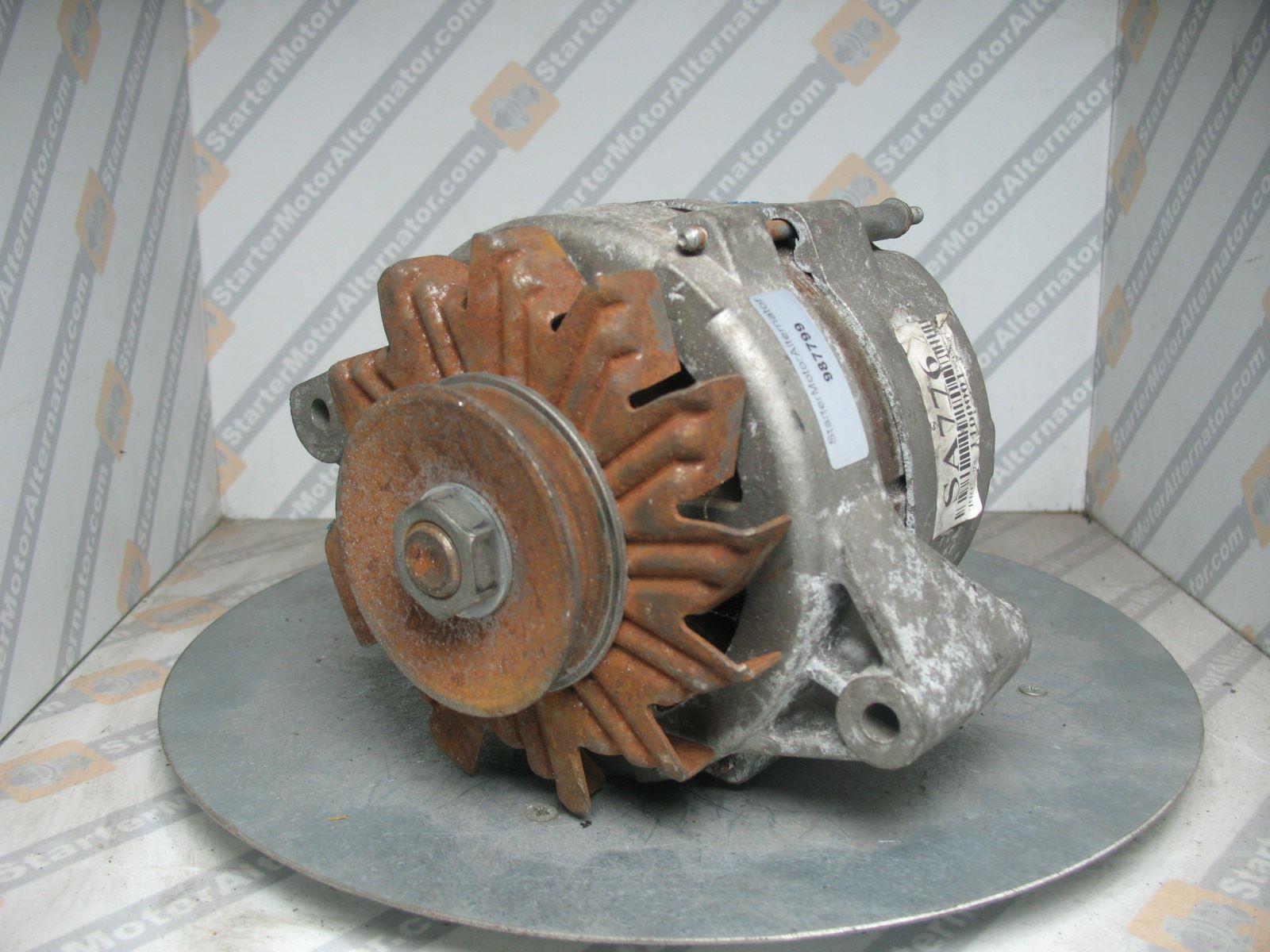 XIA9168 Alternator For Opel / Renault / Vauxhall
