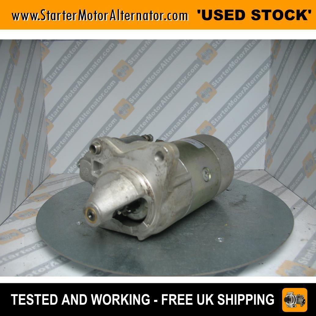 XIS9189 Starter Motor For Fiat