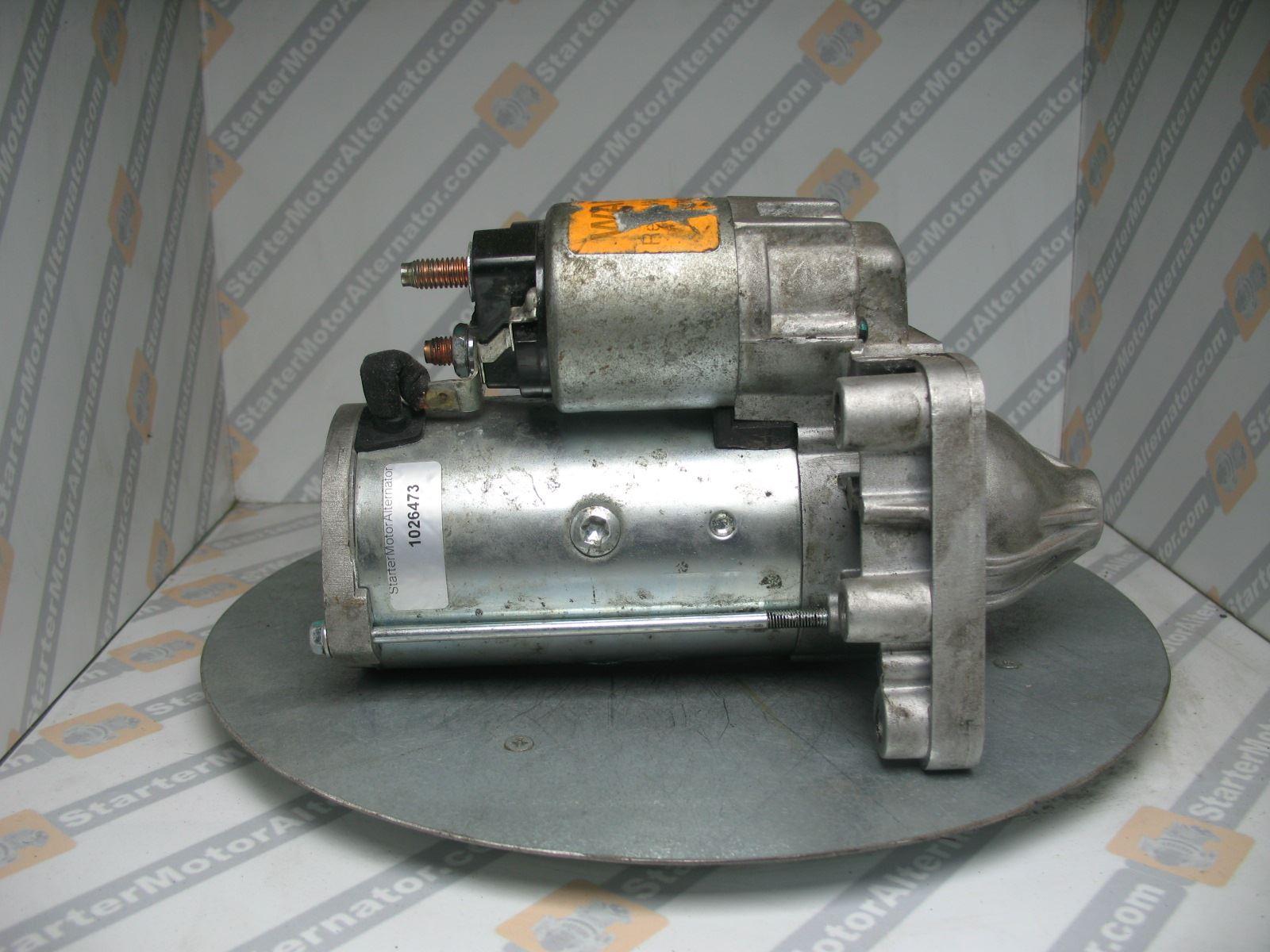 XIY2275 Starter Motor For Citroen / DS / Mini / Peugeot / Suzuki / Toyota