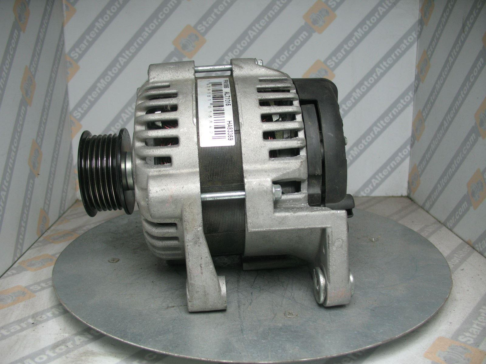 XIK3359 Alternator For Chevrolet / Opel / Vauxhall