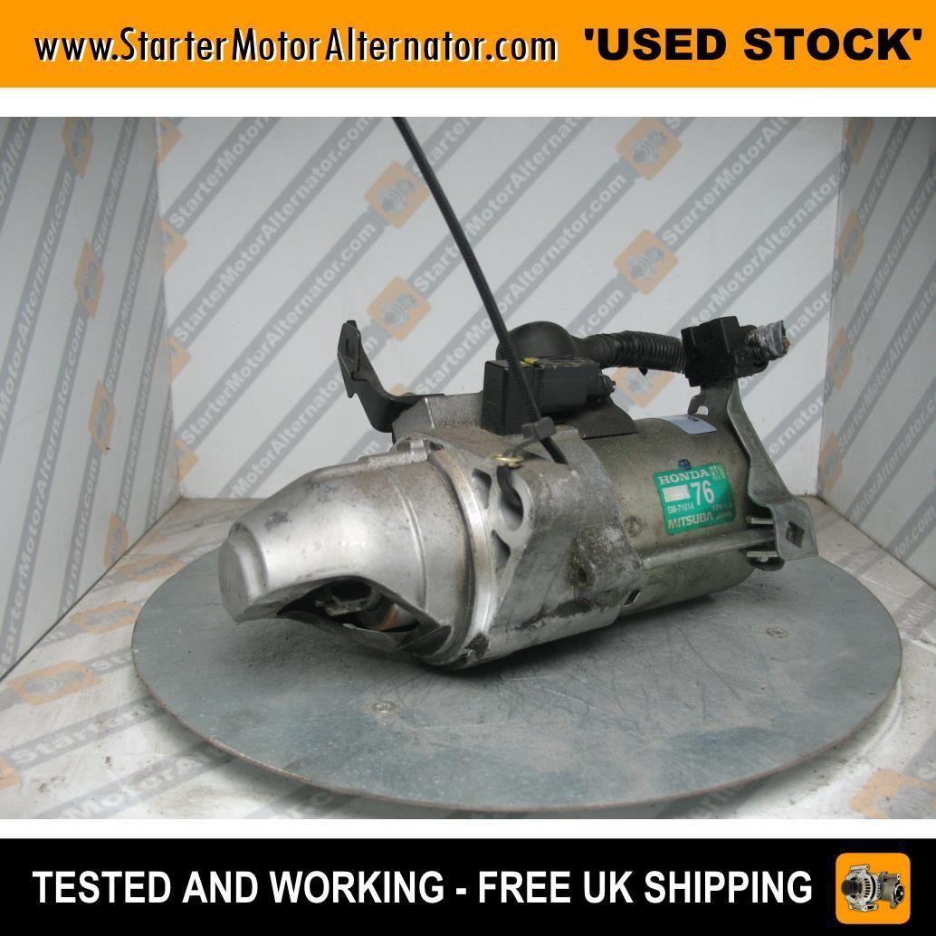 XIX1258 Starter Motor For Honda