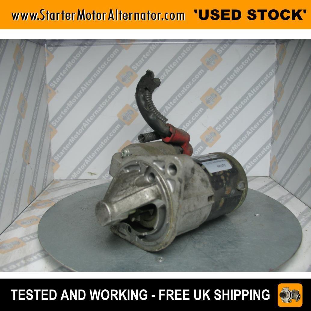 XIT1139 Starter Motor For Mitsubishi / Proton / Volvo