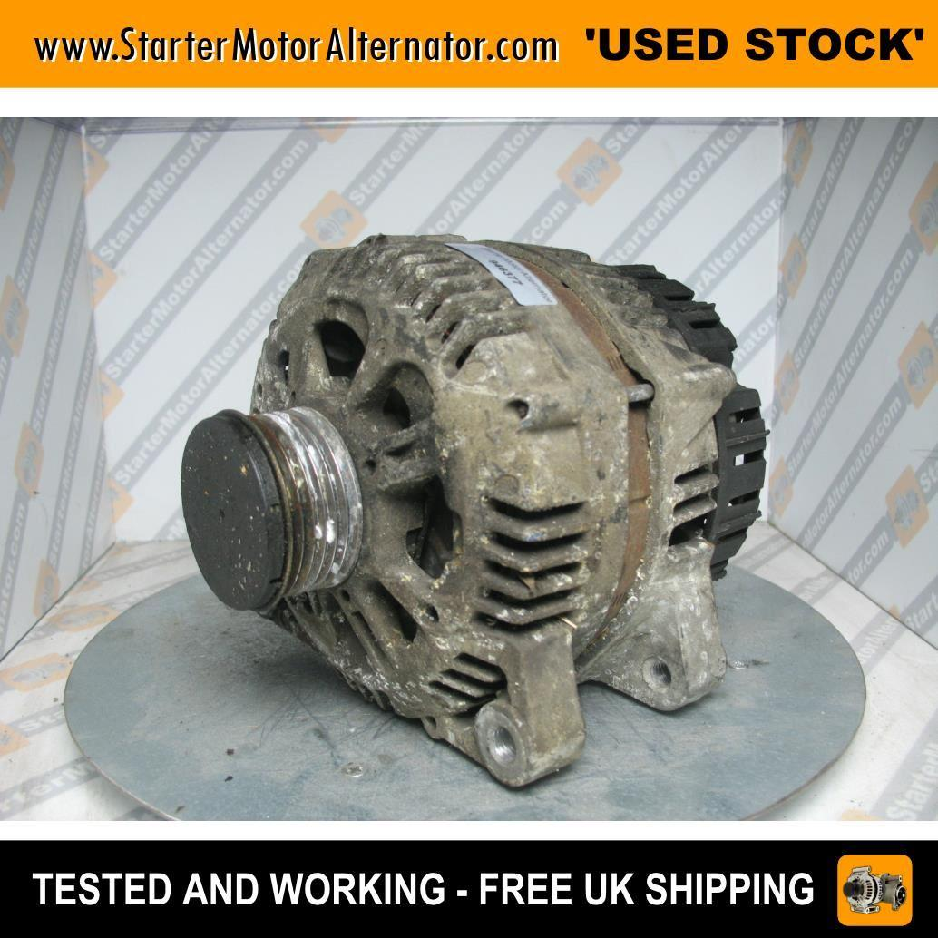 XIA4252 Alternator For Citroen / Fiat / Peugeot / Suzuki