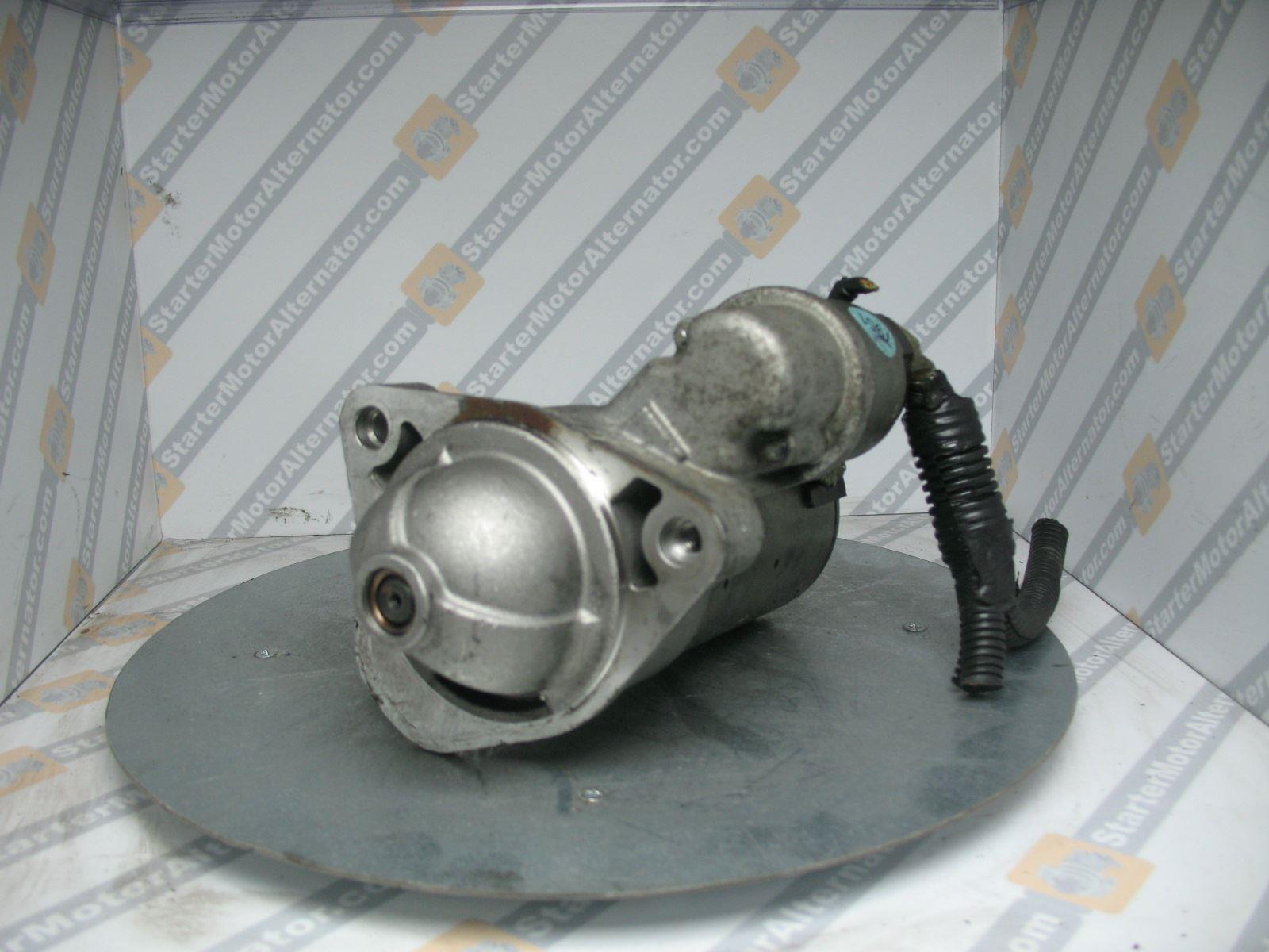 XIY2246 Starter Motor For Chevrolet / Daewoo