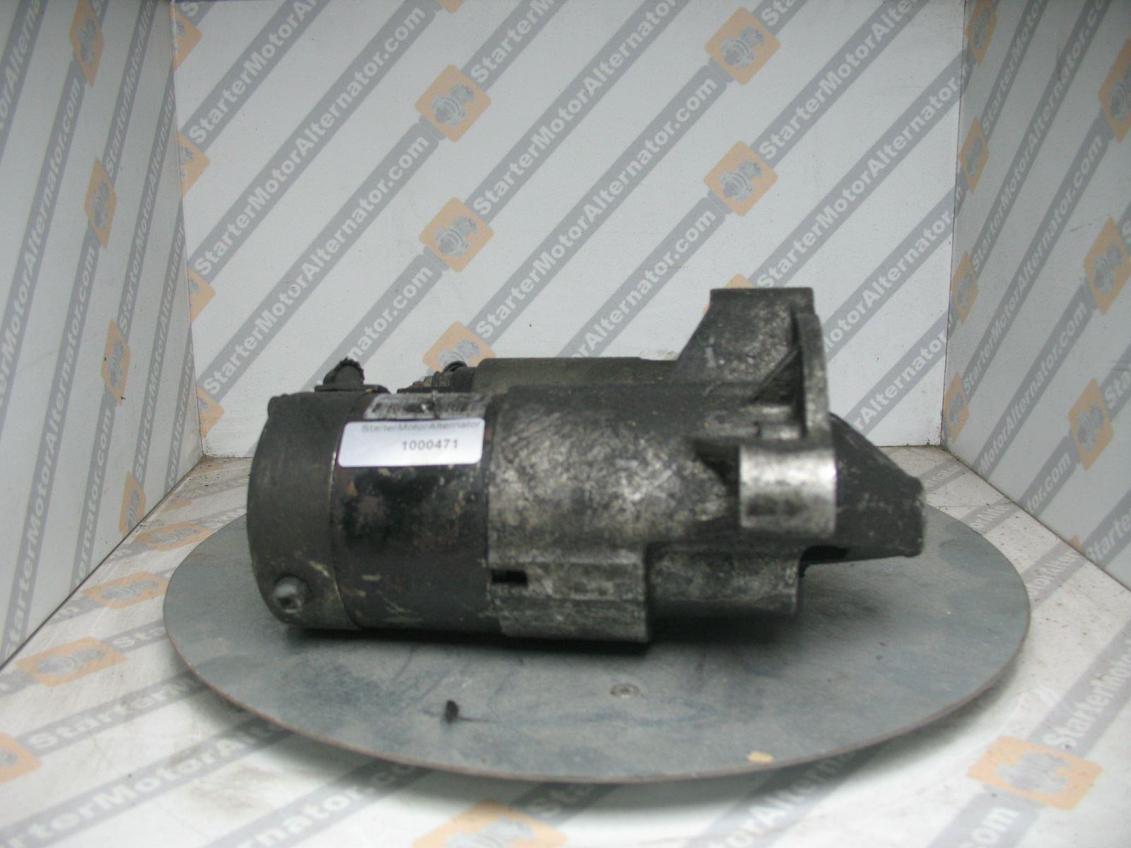 XIU1244 Starter Motor For Citroen / Fiat / Peugeot