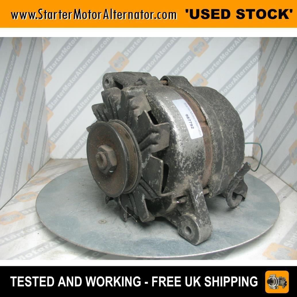 XIA8171 Alternator For Opel / Vauxhall