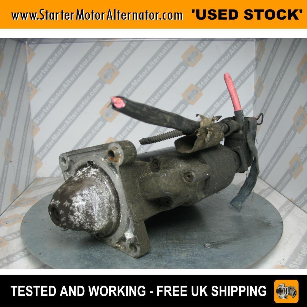 XIY2071 Starter Motor For Alfa Romeo / Fiat