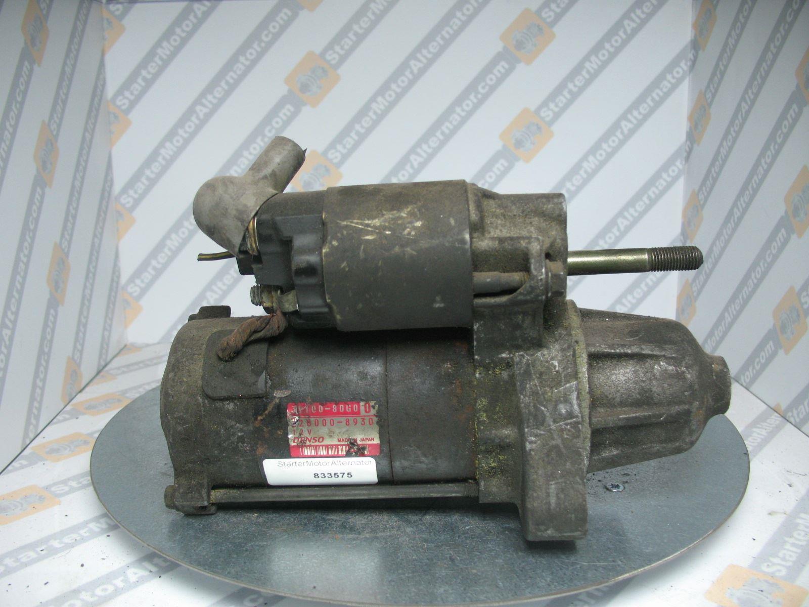 XIT1310 Starter Motor For Suzuki