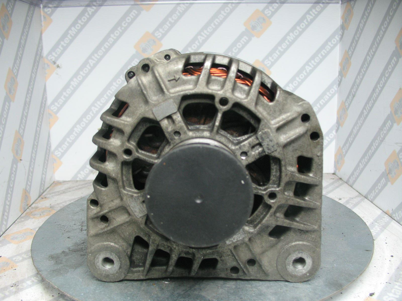 XIC1627 Alternator For Mitsubishi / Nissan / Opel / Renault / Vauxhall / Volvo