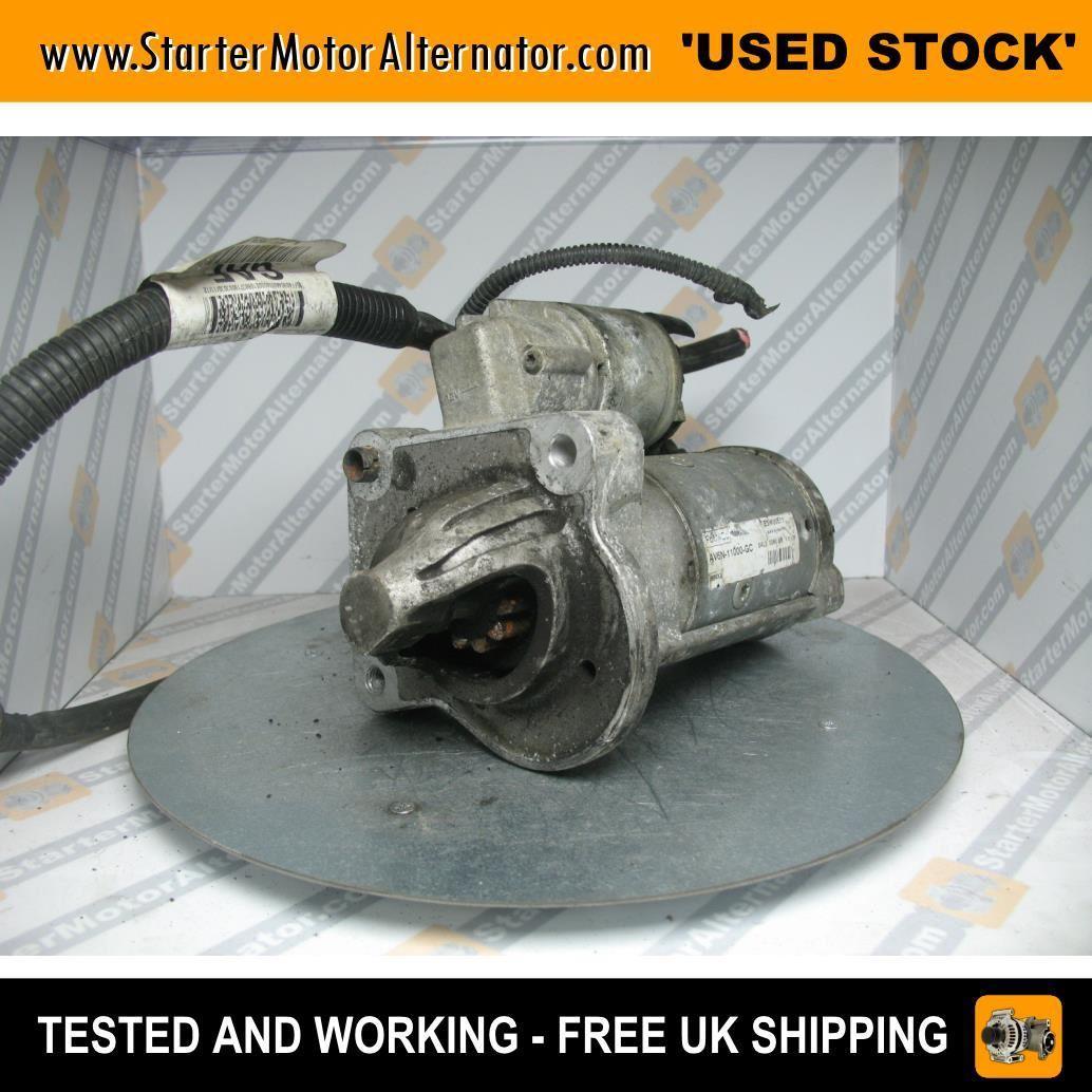 XIY2660 Starter Motor For Ford / Volvo