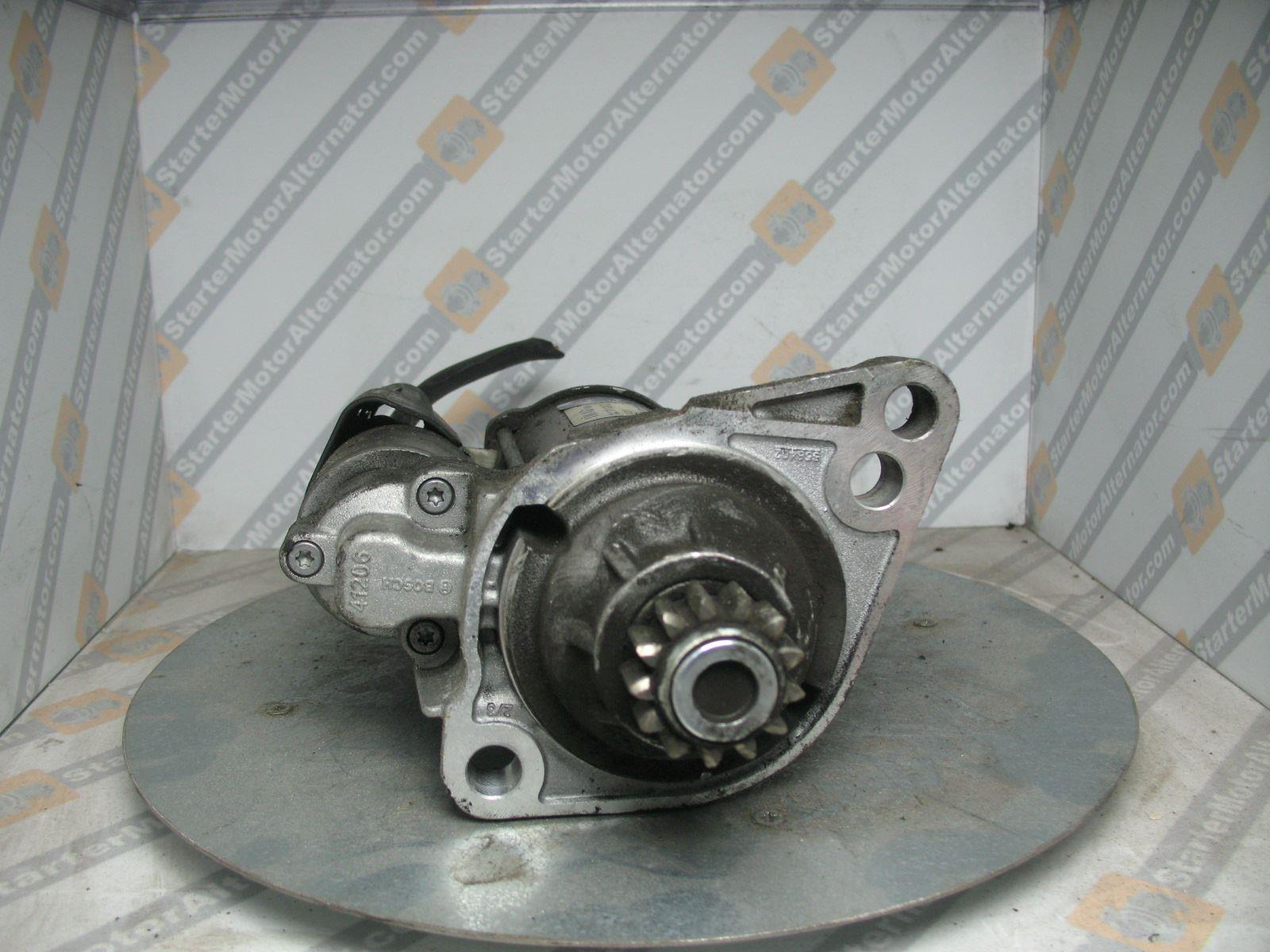 XIY2661 Starter Motor For Audi / Seat / Skoda / Volkswagen