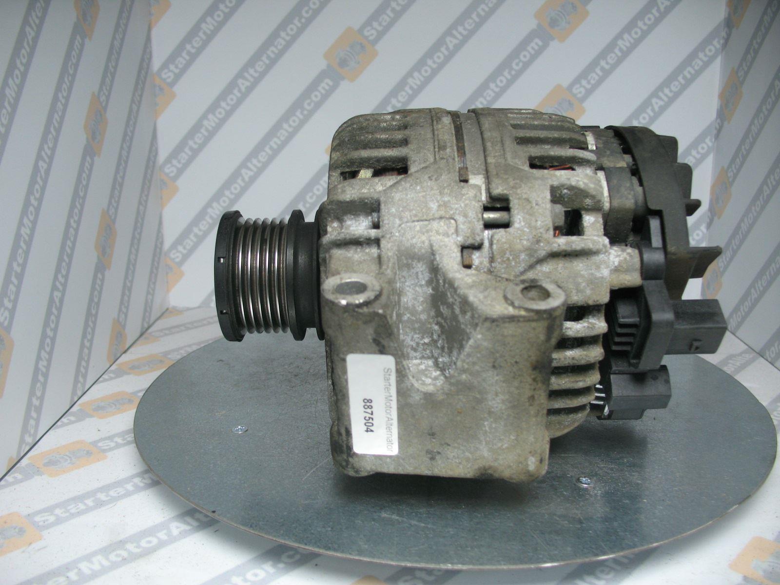 XIK3276 Alternator For Mercedes Benz