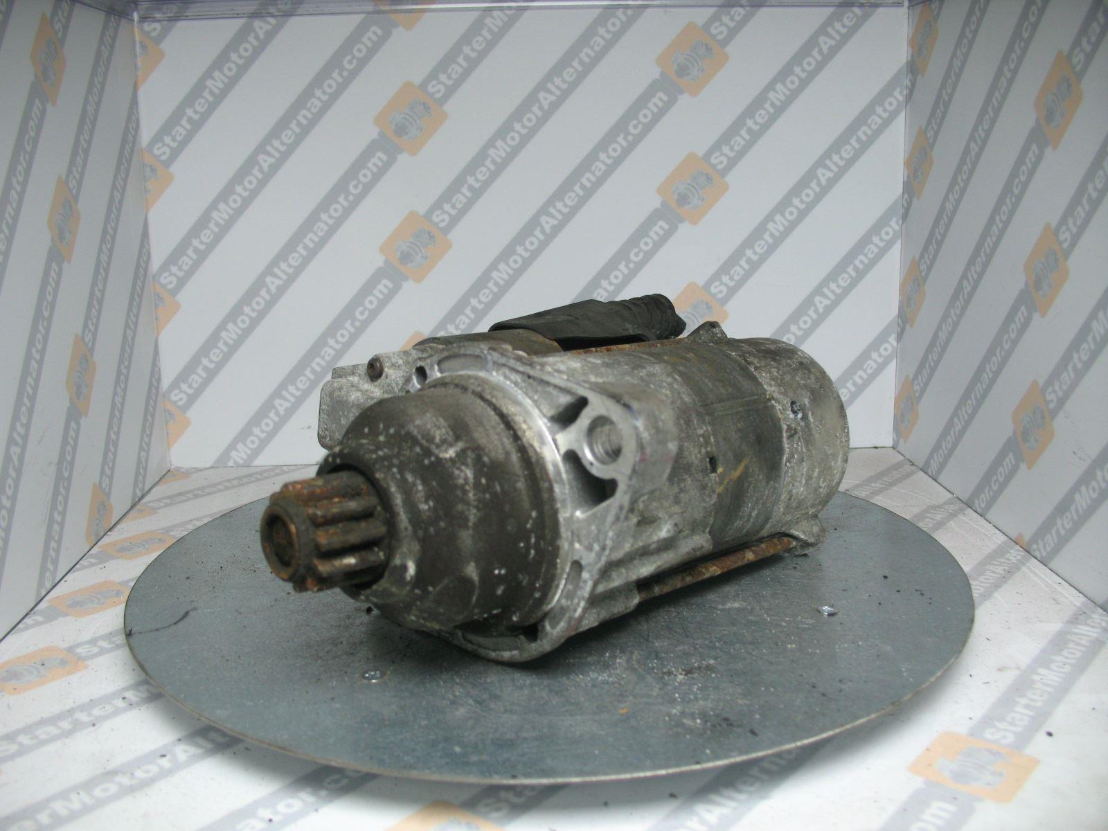 XIU1323 Starter Motor For Audi / Seat / Skoda / Volkswagen