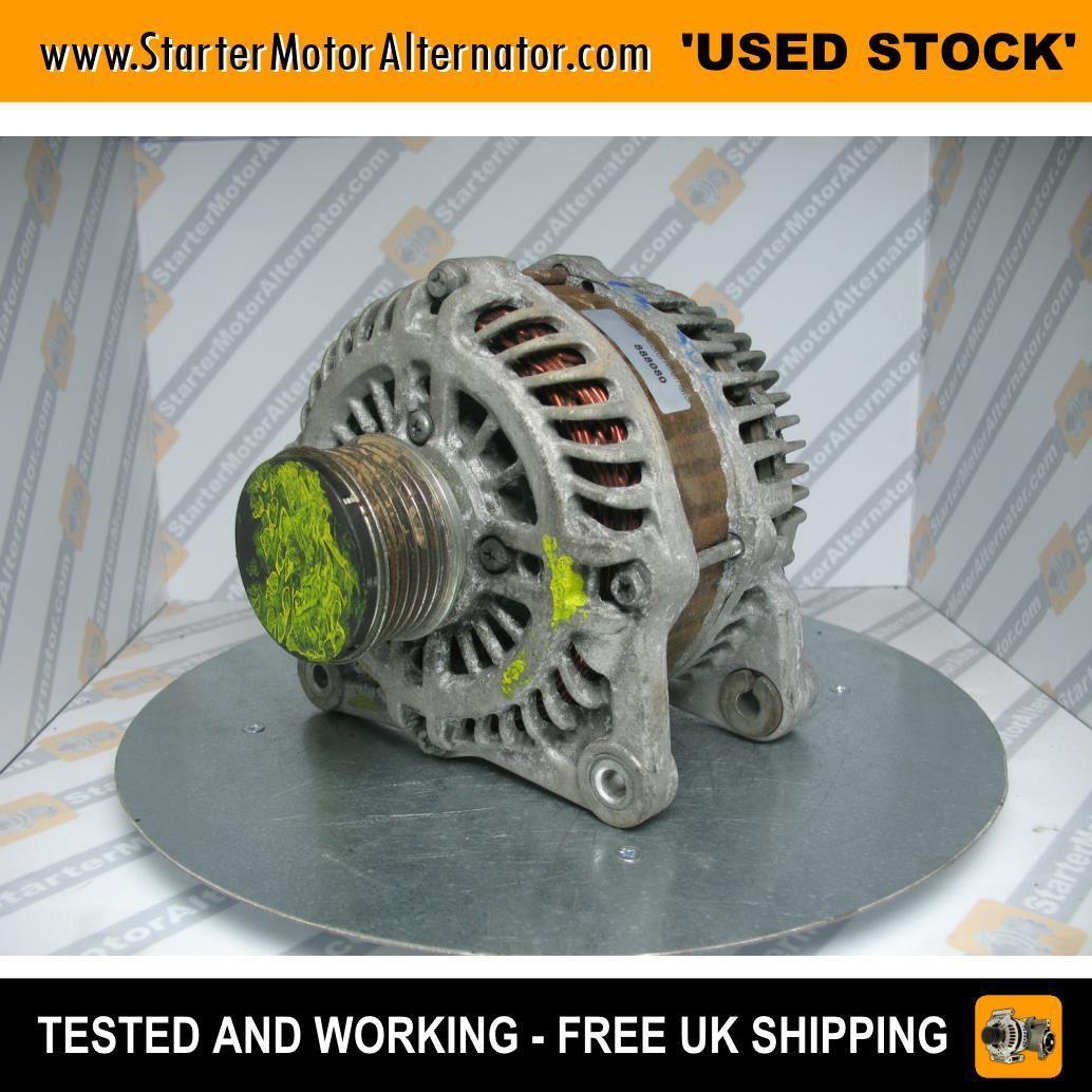XIG1272 Alternator For Nissan