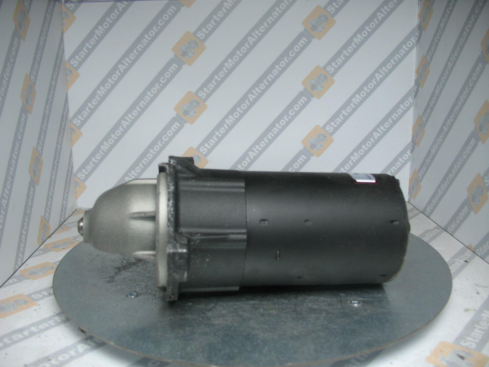XIS1207 Starter Motor For Opel / Vauxhall
