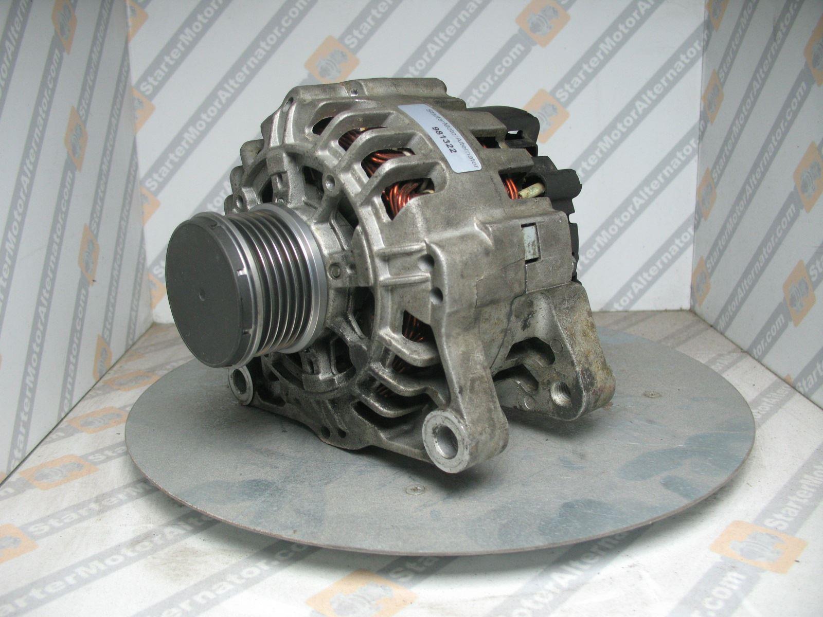 XIC1879 Alternator For Citroen / Fiat / Peugeot