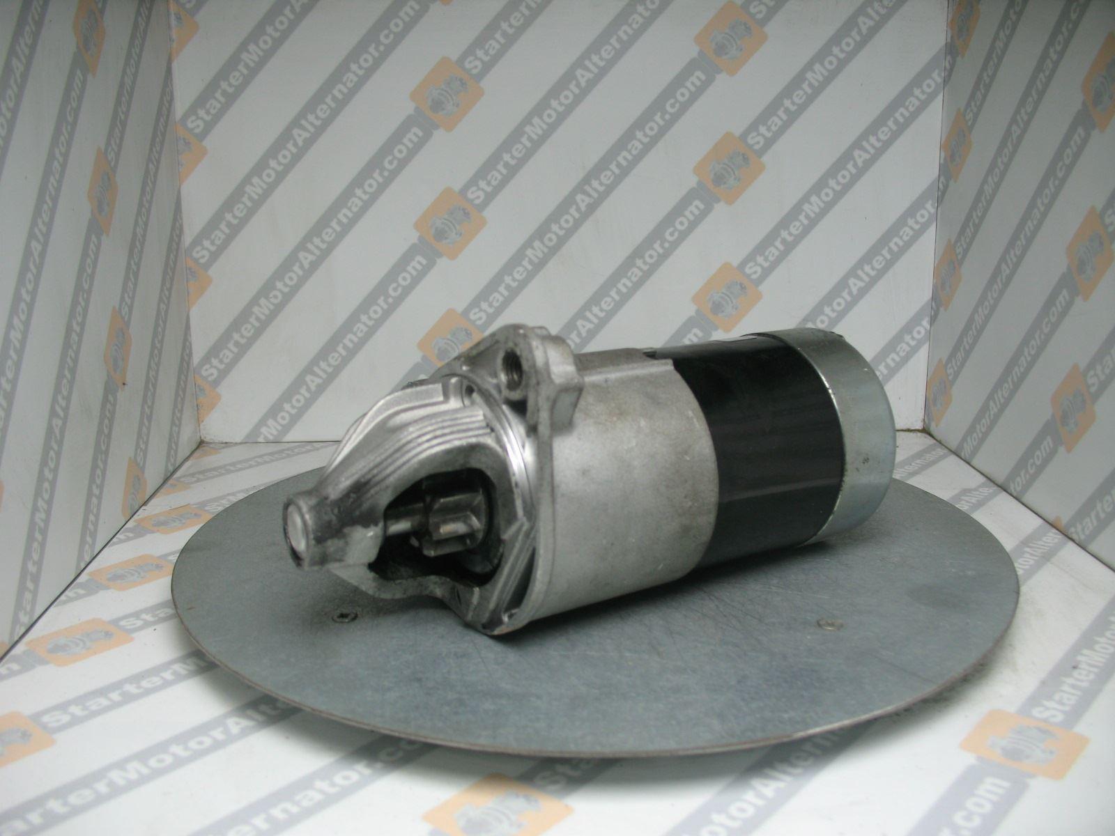 XIS1200 Starter Motor For Hyundai / Kia / Mitsubishi