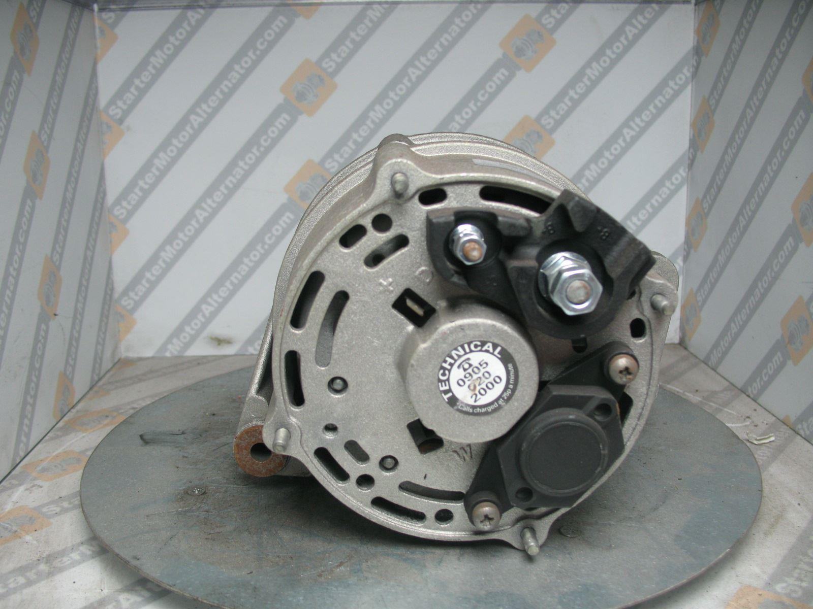 XIA7136 Alternator For Audi / Volkswagen