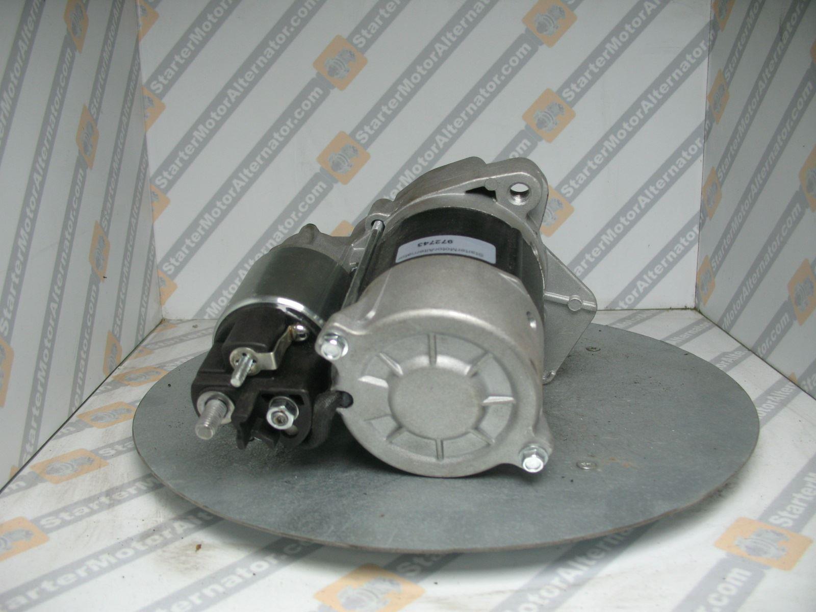 XIY3814 Starter Motor For Dacia / Renault / Smart