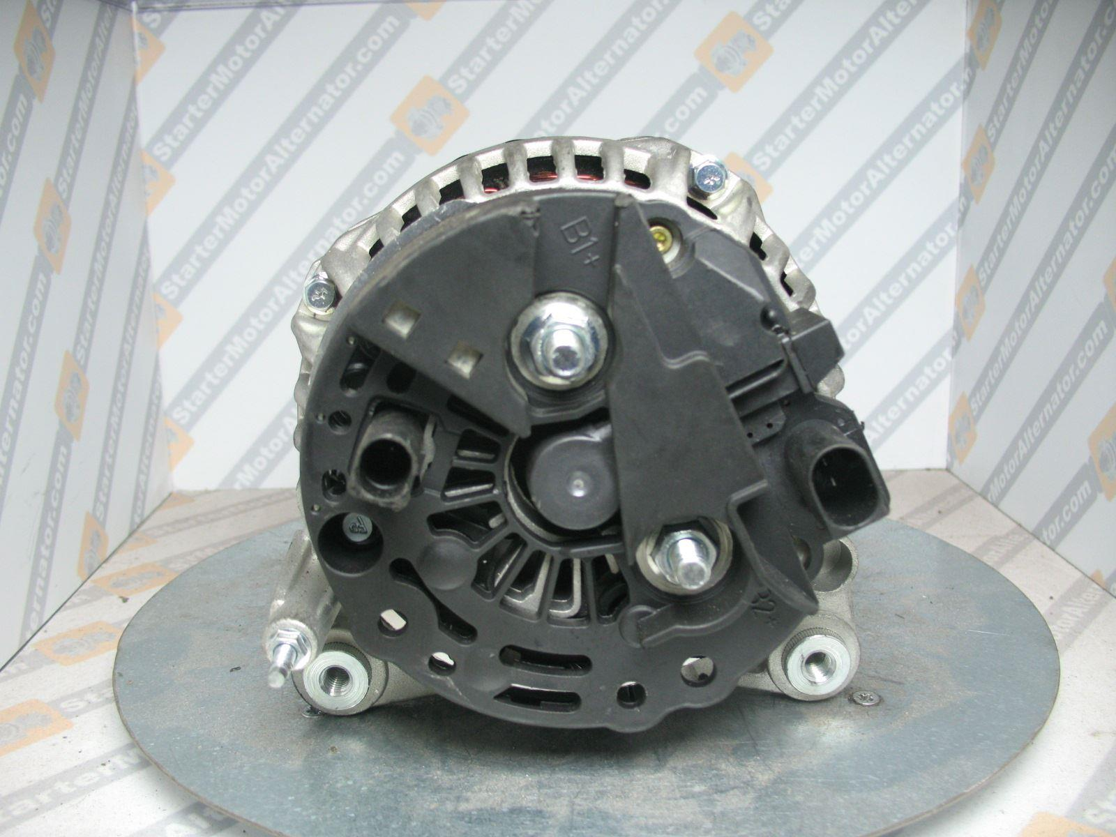 XIC1782 Alternator For Audi / Mitsubishi / Seat / Skoda / Volkswagen