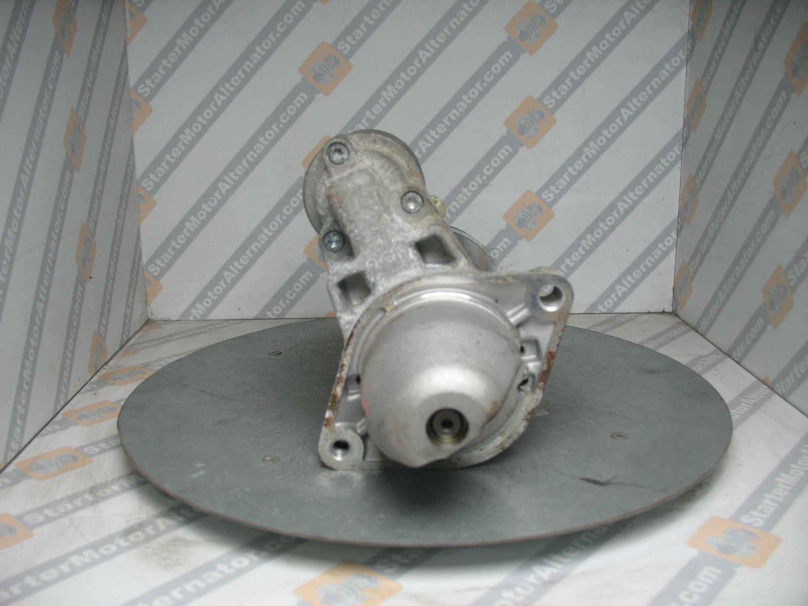 XIY2516 Starter Motor For Alfa Romeo / Chrysler / Citroen / Fiat / Ford / Opel / Peugeot / Vauxhall