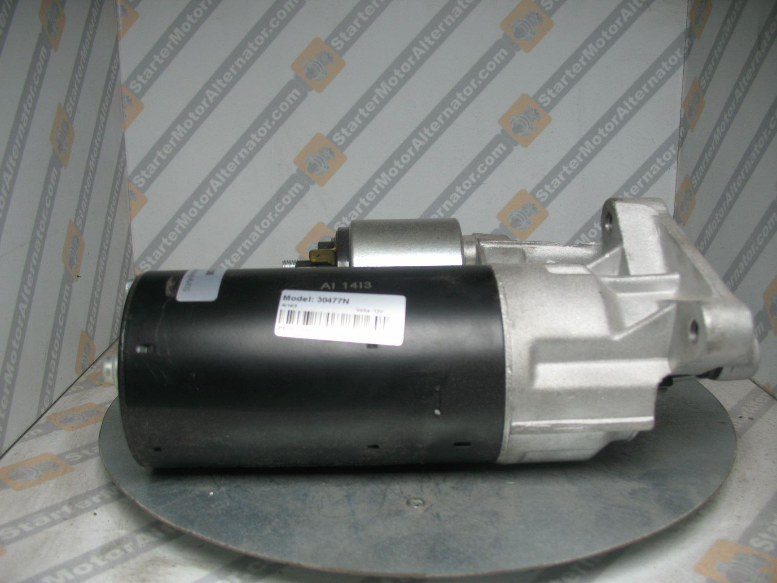 XIS4176 Starter Motor For Citroen / FSO / Peugeot / Suzuki / Talbot