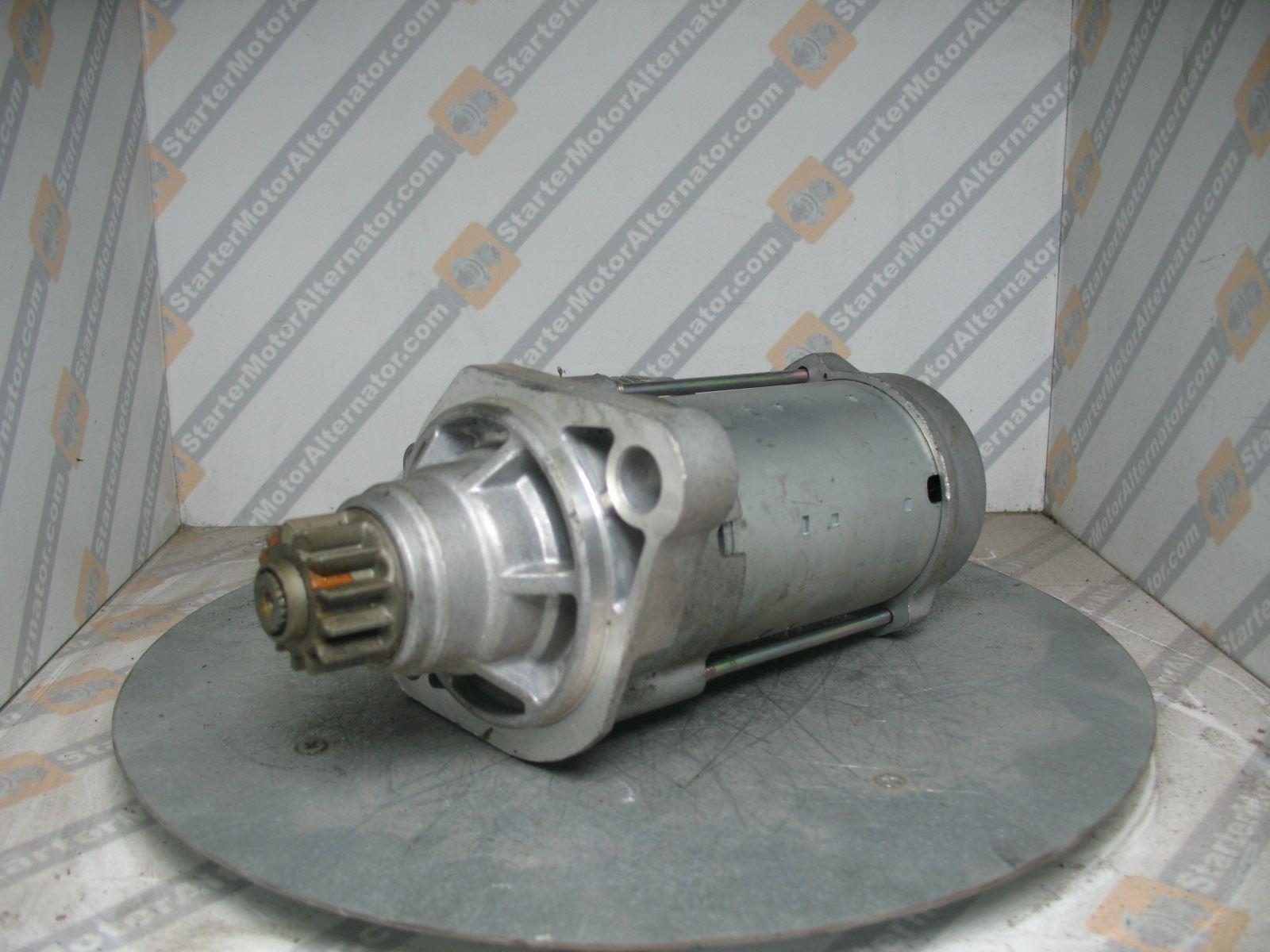 XIY2543 Starter Motor For Audi / Seat / Volkswagen