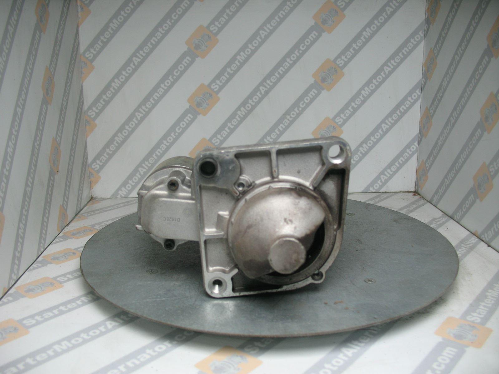 XIY1726 Starter Motor For Abarth / Alfa Romeo / Chrysler / Fiat / Ford