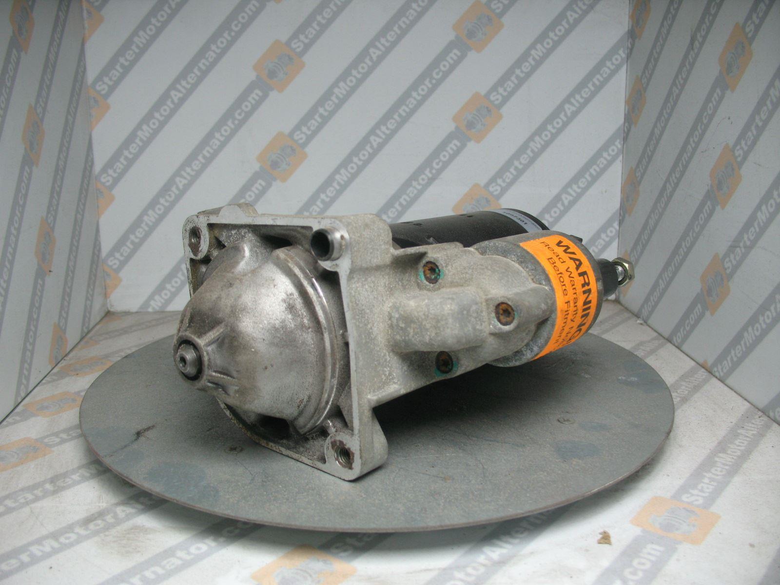 XIU1389 Starter Motor For Citroen / Fiat / Peugeot