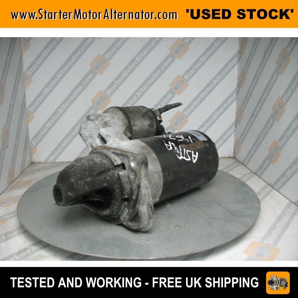 XIY2648 Starter Motor For Chevrolet / Opel / Vauxhall